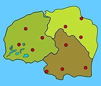 topografie van Nederland oefenen. provincies, hoofdsteden, plaatsen per provincie, rivieren, wegen.