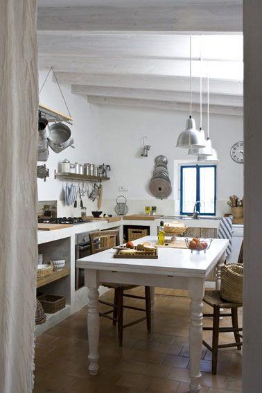 Decorar al estilo mediterráneo | Decorar tu casa es facilisimo.com