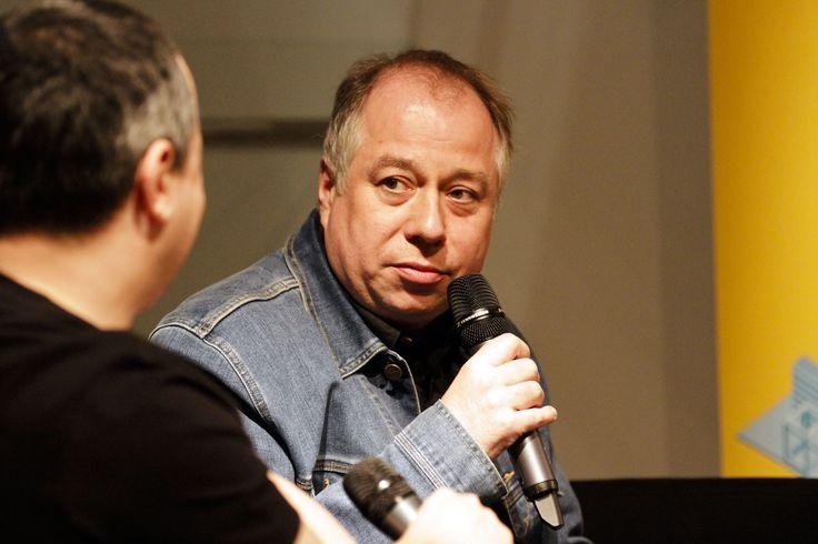 Krzysztof Varga w Mieście Słowa.