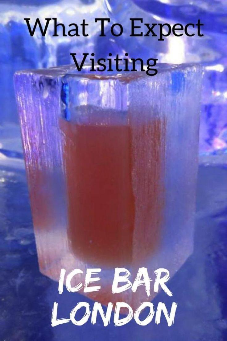 What To Wear To Ice Bar London Ice Bar London London Bars Ice Bars