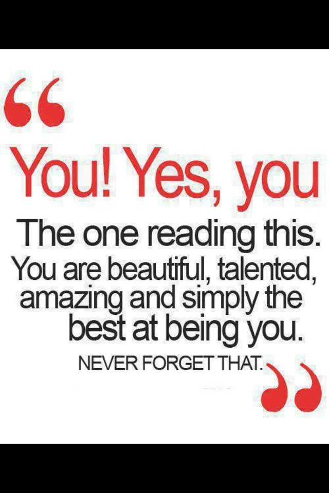 You Are Beautiful Quotes 1000+ images about You...