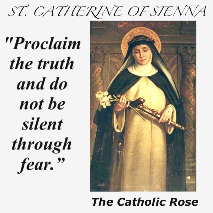 Fulton Sheen Quotes On Marriage: 32 Best St. Catherine Of Siena Images On Pinterest