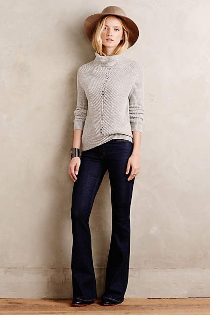 Citizens of Humanity Fleetwood High-Rise Flare Jeans - anthropologie.com