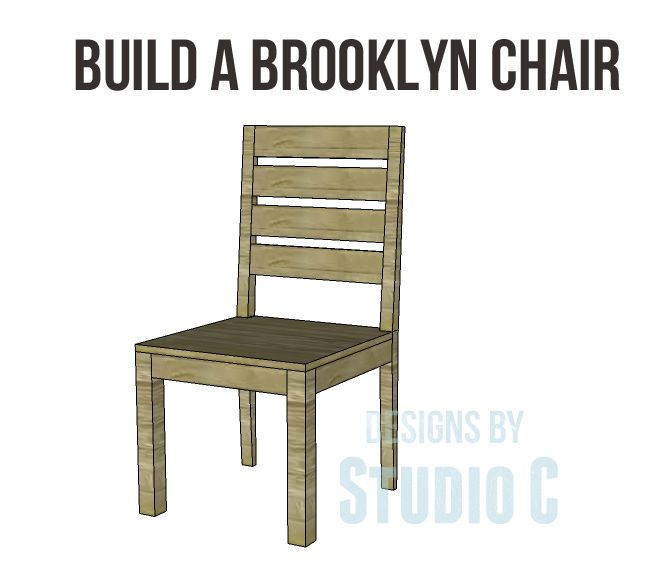 Charmant Free Plans To Build A Brooklyn Chair_Copy. Find This Pin And More On Dining  Room Chair ...