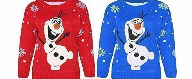 CELEB LOOK  Kids Girls Boys Knitted 3d Nose Frozen Olaf Christmas Jumper Sweater Yep - we just couldnt help sourcing this stunning Frozen inspired Olaf design Christmas Jumper.The kids will love this jumper for the upcoming festive season inspired by (Barcode EAN = 5055830167183) http://www.comparestoreprices.co.uk/kids-clothes--girls/celeb-look-kids-girls-boys-knitted-3d-nose-frozen-olaf-christmas-jumper-sweater.asp