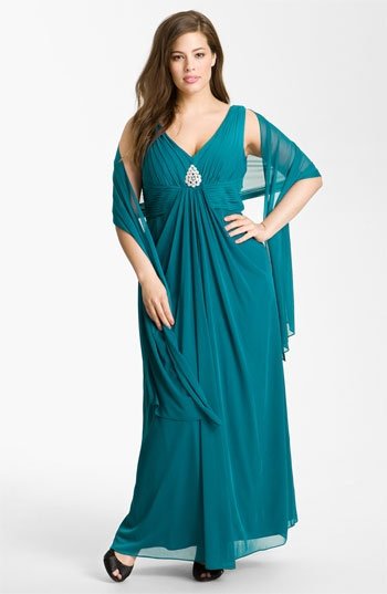 http://shop.nordstrom.com/S/alex-evenings-pleated-mesh-gown-shawl-plus/3326486?origin=category=0==6327