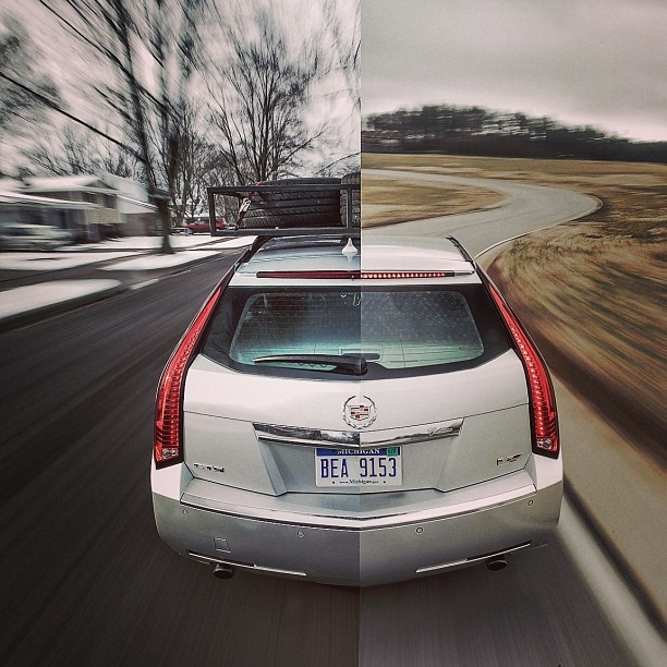 Missing our do-everything track-ready long-term Cadillac CTS-V Wagon. What do-everything car would you choose?