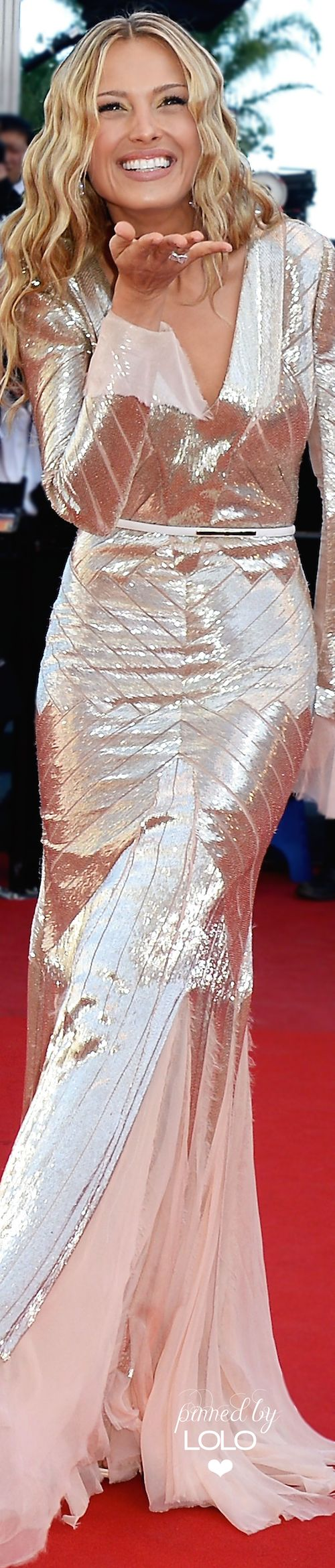 Petra Nemcova Cannes | LOLO❤