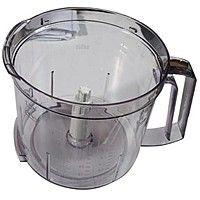 Чаша основная для кухонного комбайна BRAUN код 67051144, 7322010204