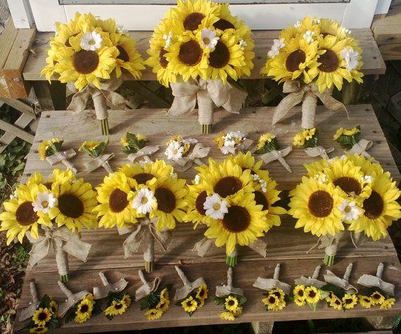 Sunflower Bouquets