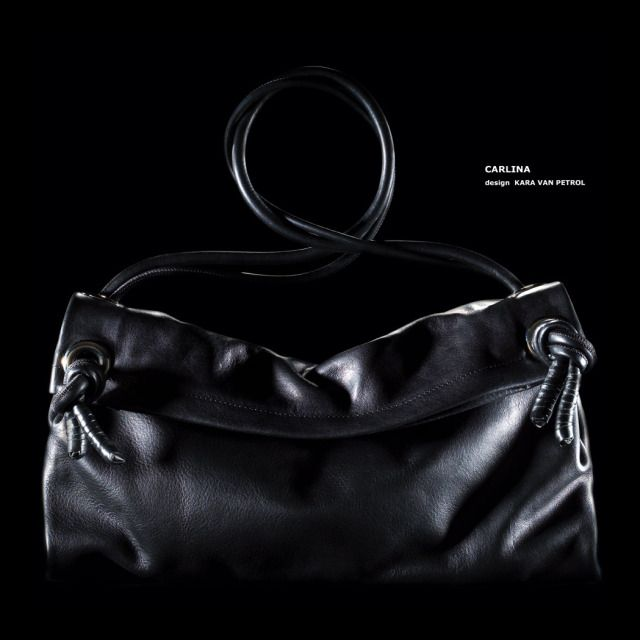 Carlina Vegetable Tanned Leather Bag