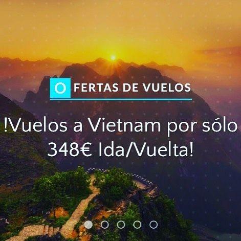 🔥!Vietnam en marzo a unos precios irresistibles! 🇻🇳😍 #vuelosbaratos #vietnam #chollo #ofertasdeviajes #ofertasdeviajeros #viajarbarato #travel