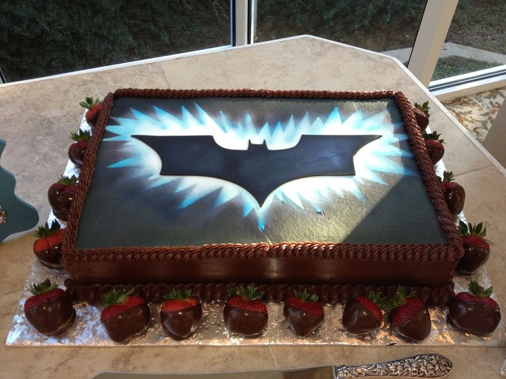 batman groom cake - Google Search