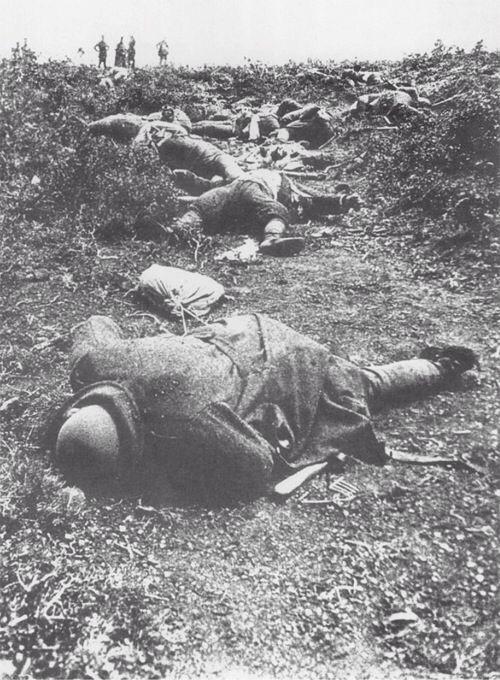 Gallipoli Campaign (The Battle of Gallipoli) - 19/05/1915.