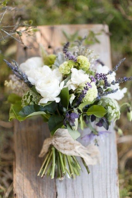 roses and lavender..perfect!
