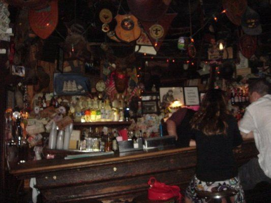 Heinold's First And Last Chance Saloon; one of Jack London's hangouts