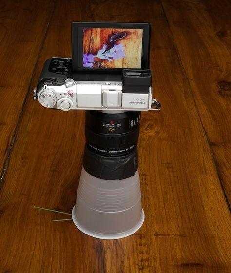 DIY: hacer un objetivo macro casero | Blog de fotografía de Albumdigital.org