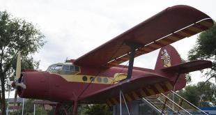 AN-2_McDonalds_2 Boedapest budapest Antonov