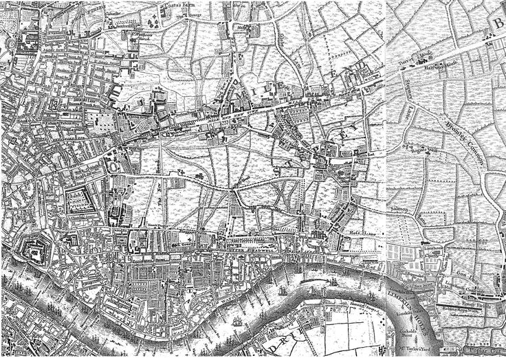 Best Historical Maps Images On Pinterest London Map Antique - London map historical