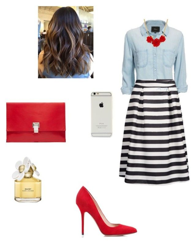 """""""Untitled #228"""" by modest-mormon-fashion ❤ liked on Polyvore featuring Rails, Tamara Mellon, Proenza Schouler, Betty Jackson and Marc Jacobs"""