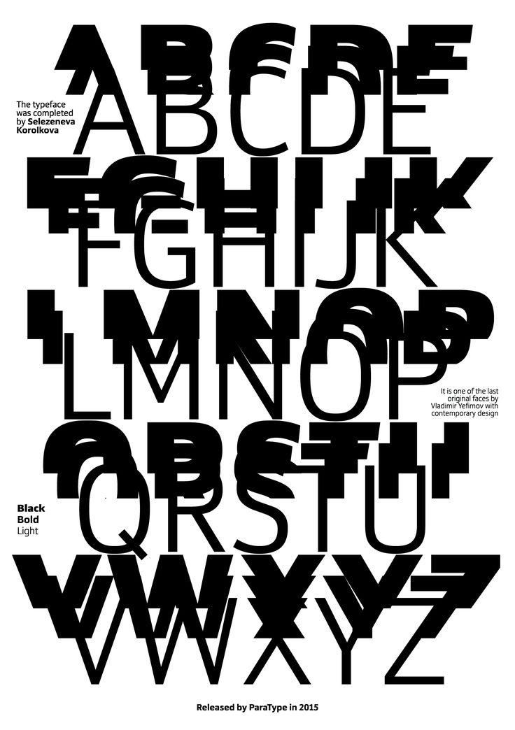 #poster #type #bd_institute #bd_graphic #институтбизнесаидизайна #paratype