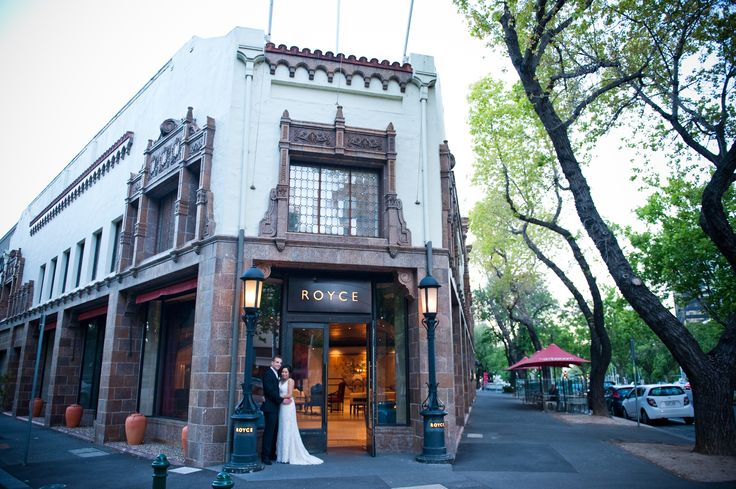 Royce Hotel Entrance - St Kilda Road - Royce Hotel Melbourne Wedding Venue  Royce Hotel Melbourne Accommodation