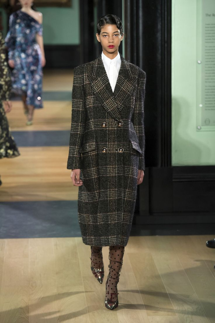 Erdem Fall 2018 Ready-to-Wear Fashion Show Collection
