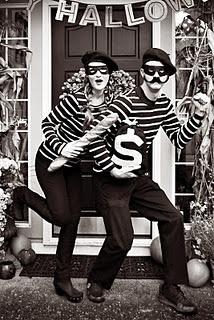 French burglars... costume idea