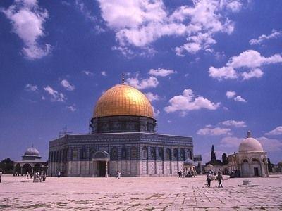 岩のドーム エルサレム