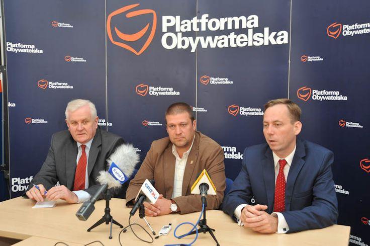 Wojciech Krasucki, prezes Klubu Sportowego Jantar Ustka, został oficjalnym kandydatem Platformy Obywatelskiej na burmistrza miasta Ustka. #Ustka24Info