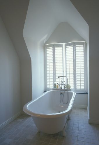 60 best images about shutters on pinterest, Badkamer