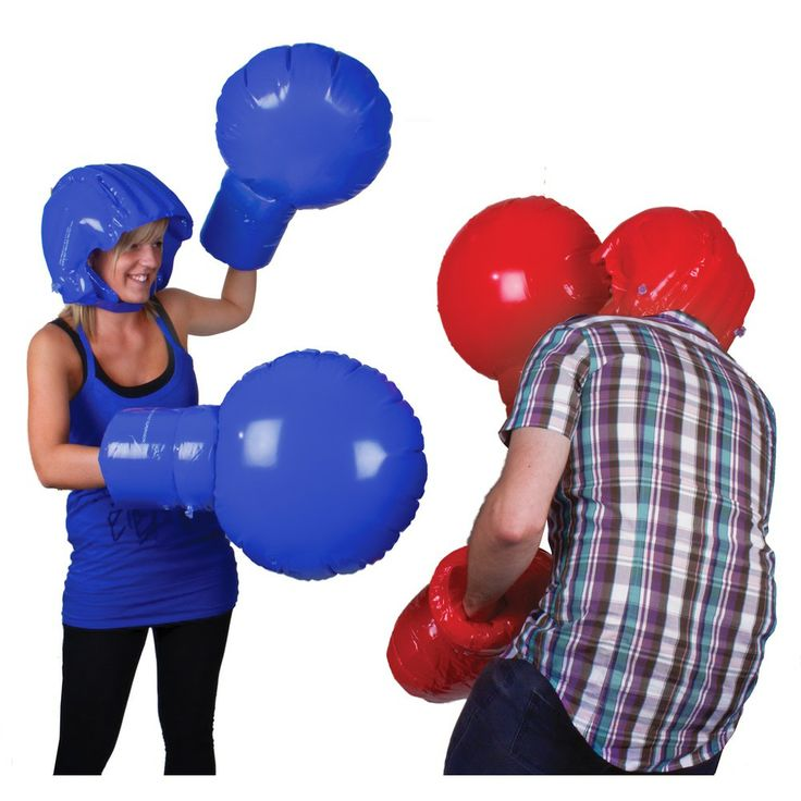 Inflatable Boxing Set - Only £16!!