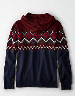 AEO Baja Sweater Hoodie -