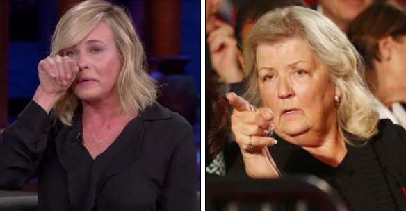 Juanita Broaddrick destroys Chelsea Handler for 'imagining' what it's like to be molested by …