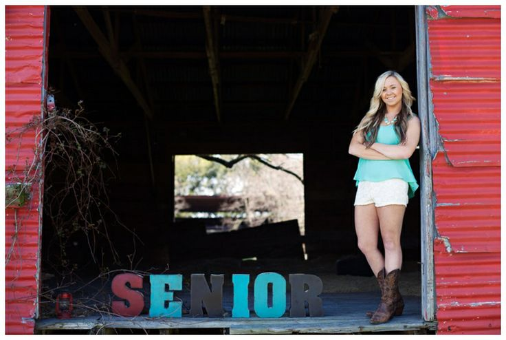 Erika's senior portrait session.