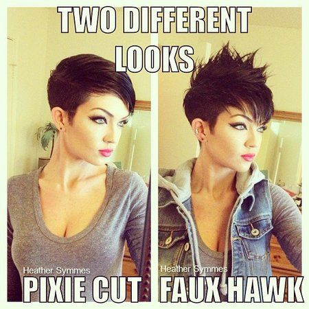 Perfect Pixie Cut! #hairstyle #shorthair #hairdo - bellashoot.com