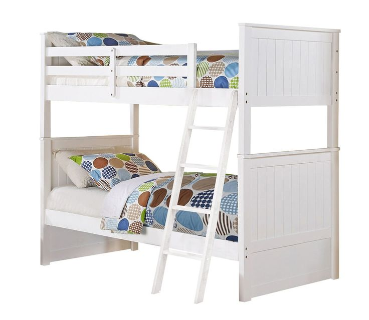 Hudson Twin Bunk Bed