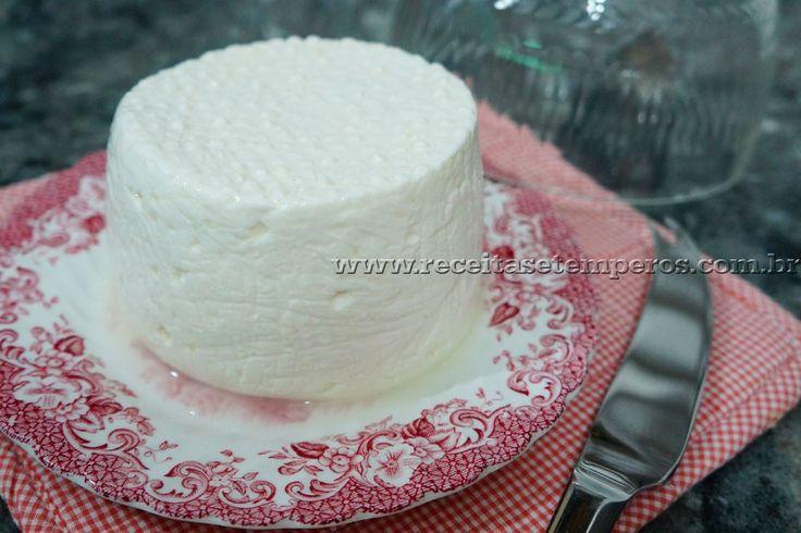 Queijo branco | Receitas e Temperos