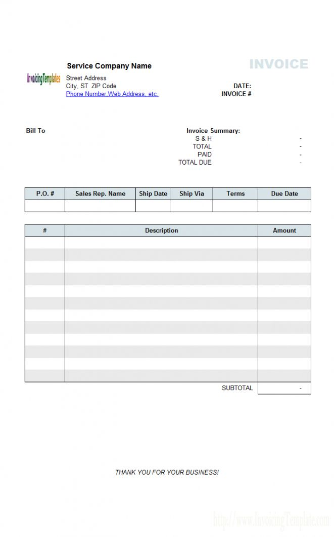 Explore Our Example Of Office Cleaning Invoice Template For Free Invoice Template Clean Office Templates