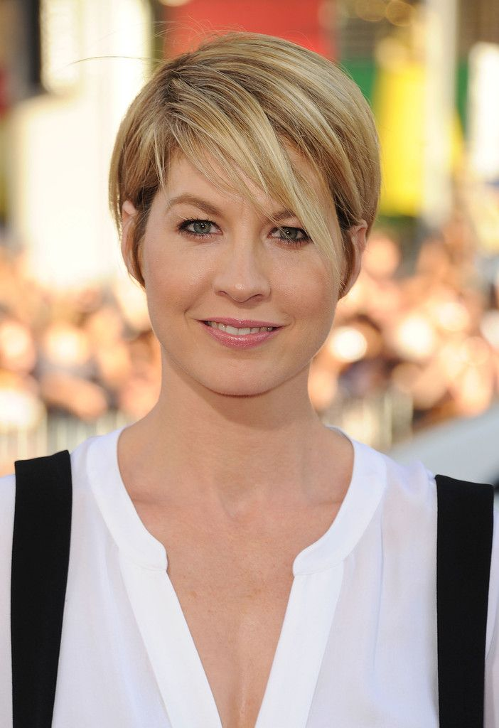 Jenna Elfman Attends The 8th Annual Britweek Launch Party Hair By