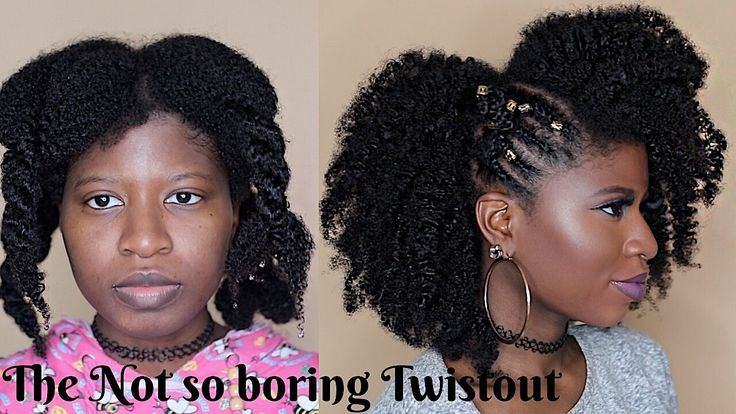 NOT YOUR ORDINARY, BORING TWISTOUT TUTORIAL | Type 4 (4a,4b,4c) natural hair [Video] - https://blackhairinformation.com/uncategorized/not-ordinary-boring-twistout-tutorial-type-4-4a4b4c-natural-hair-video/