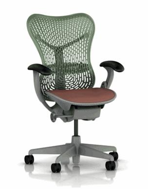 herman miller - mirra chair