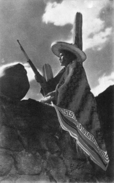 Guardia de Hacienda, México 1900