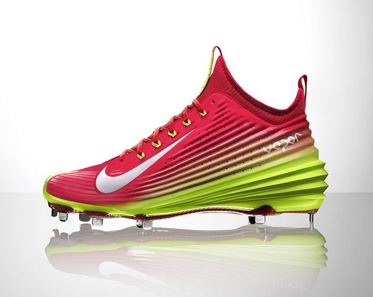 ultra-light, ultra-fast NIKE vapor baseball cleats