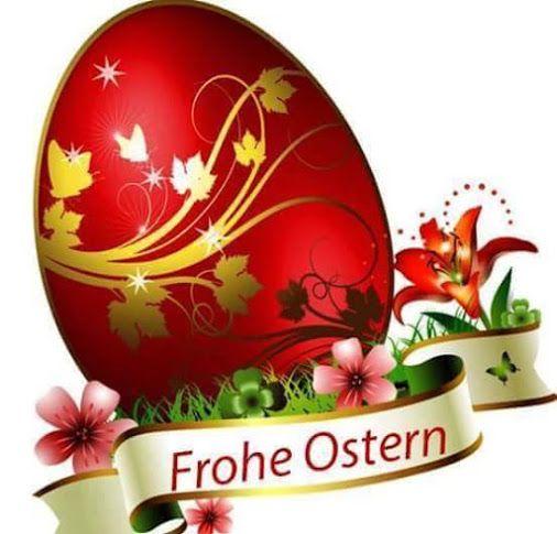 Guten Morgen Ich wünsche euch einen schönen Ostersonntag