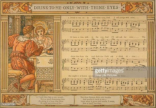 """One of my favorite love songs comes to us from the poet Ben Jonson. According to Poets.org, """"The poet, essayist, and playwright Ben Jonson was born on June 11, 1572 in London, England.In 15…"""