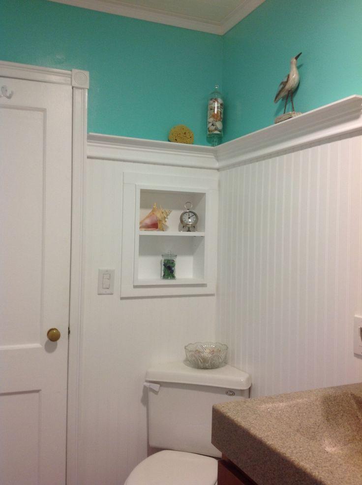 Remodeling Bathroom With Beadboard 9 best beadboard bathroom remodel images on pinterest