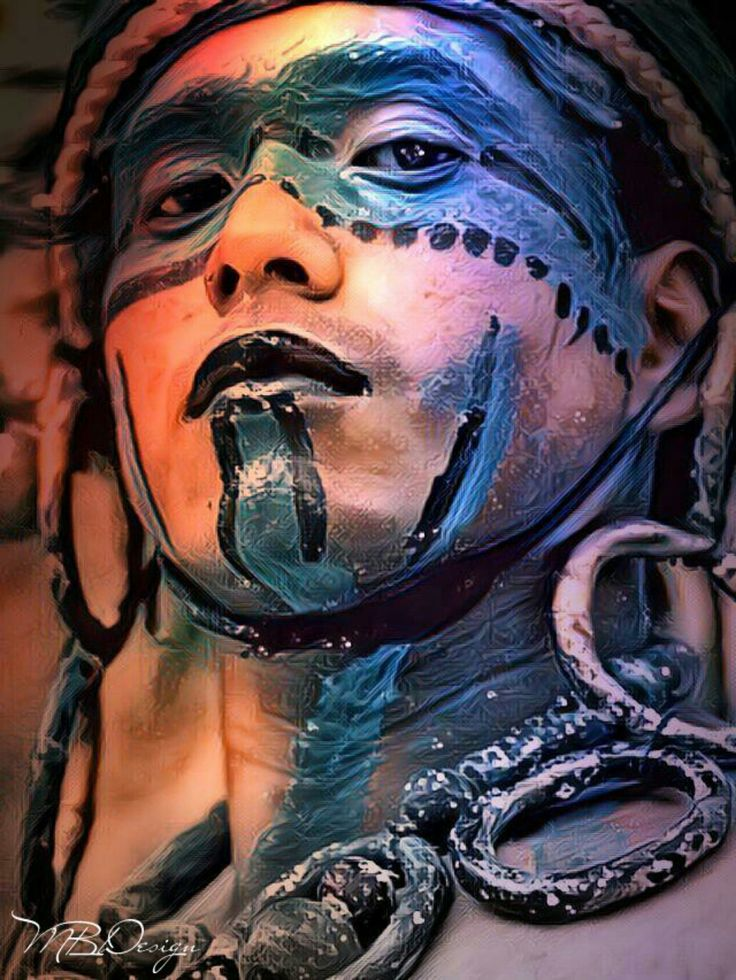 Tha Mayan Warrior