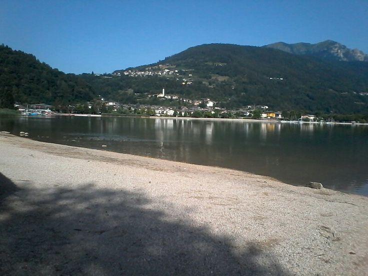 Lago di Caldonazzo - luglio 2015