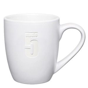 The Mini Marrow is a smaller version of one of the most popular earthenware mug styles. Decorated with the innovative Etching technique, enabling your design to be permanently etched into the mug. Etching is a subtle effect but gives your design maximum impact. It gives a 3D effect with a high quality, tactile finish. These promotional etched mugs have a capacity of 200ml / 7oz with an etched area of 50 x 50mm.